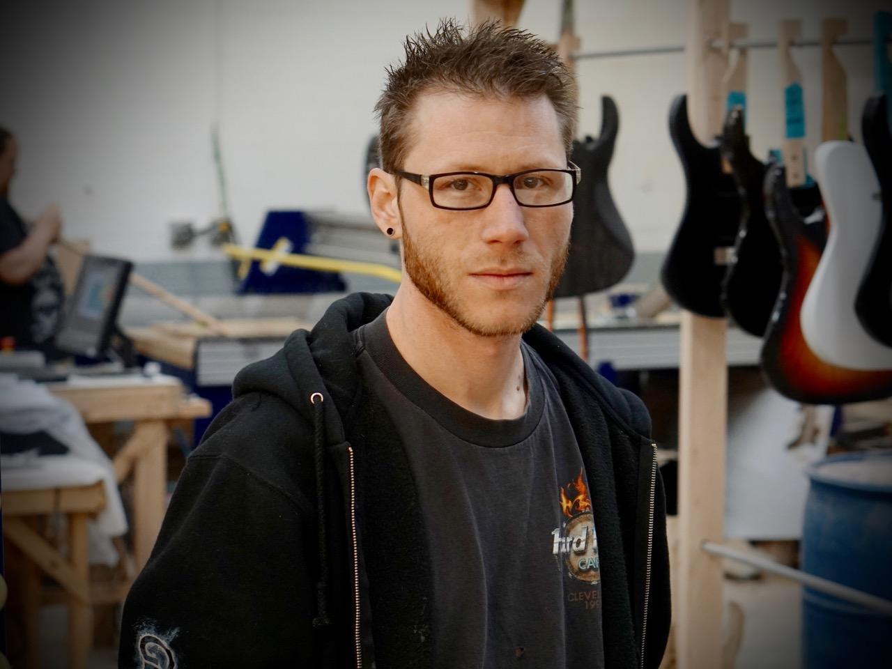 Chris Vidler - Luthier