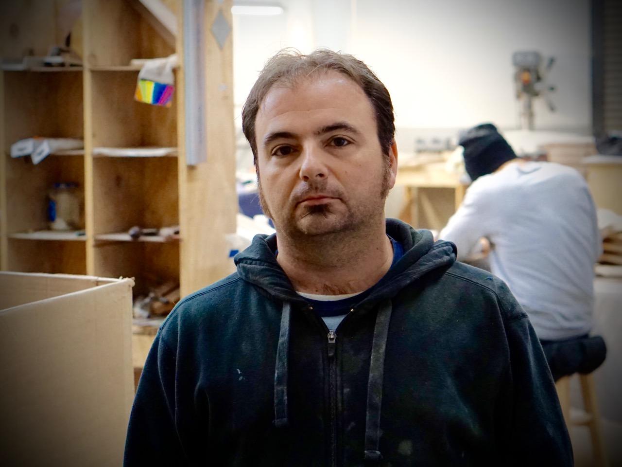Aaron Dowell - Custom Shop Finishes