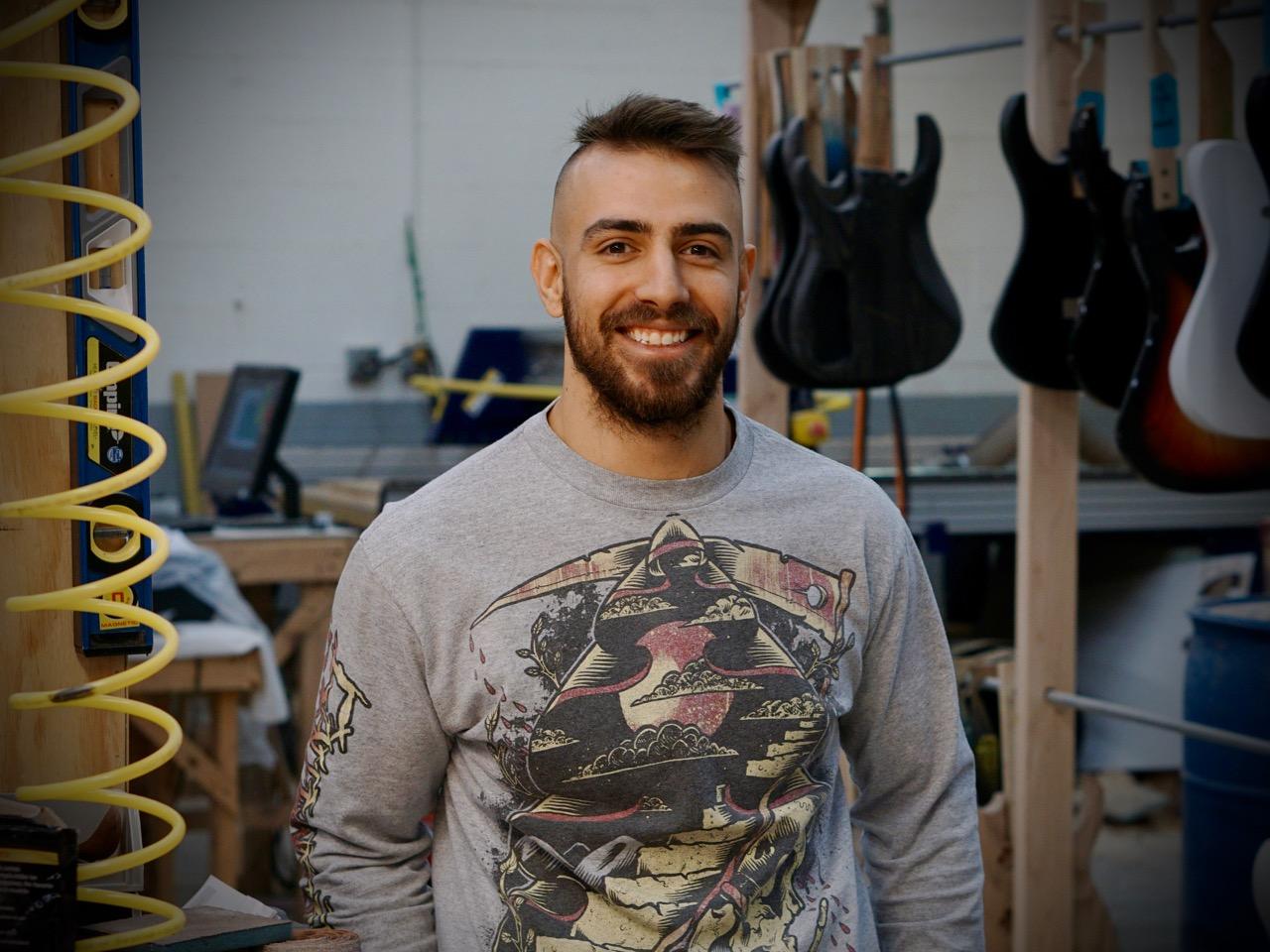 Matt Giannokos - Builder