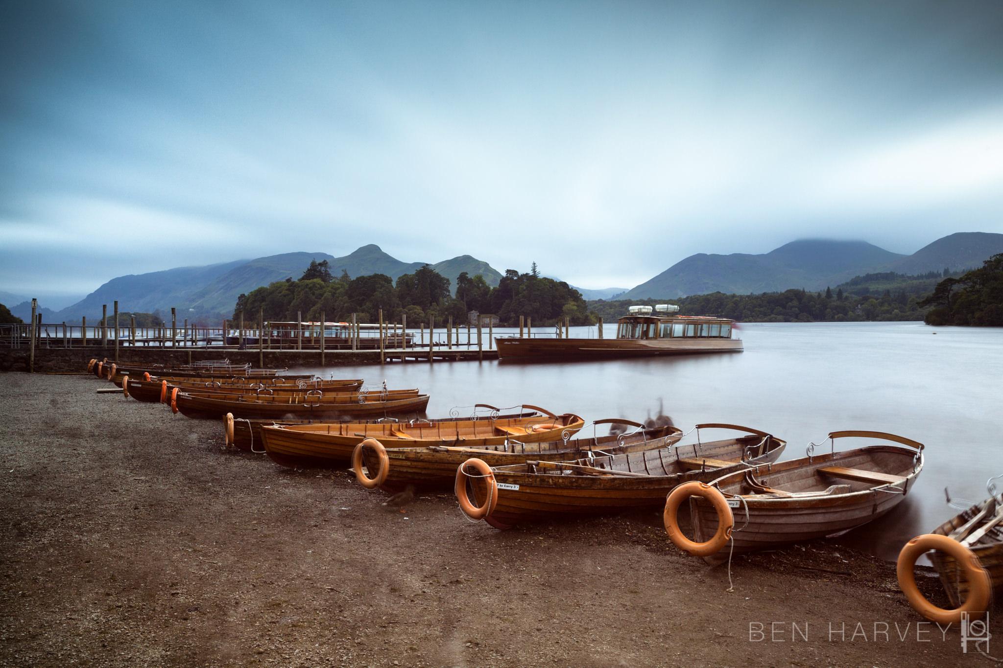 Keswick Boats