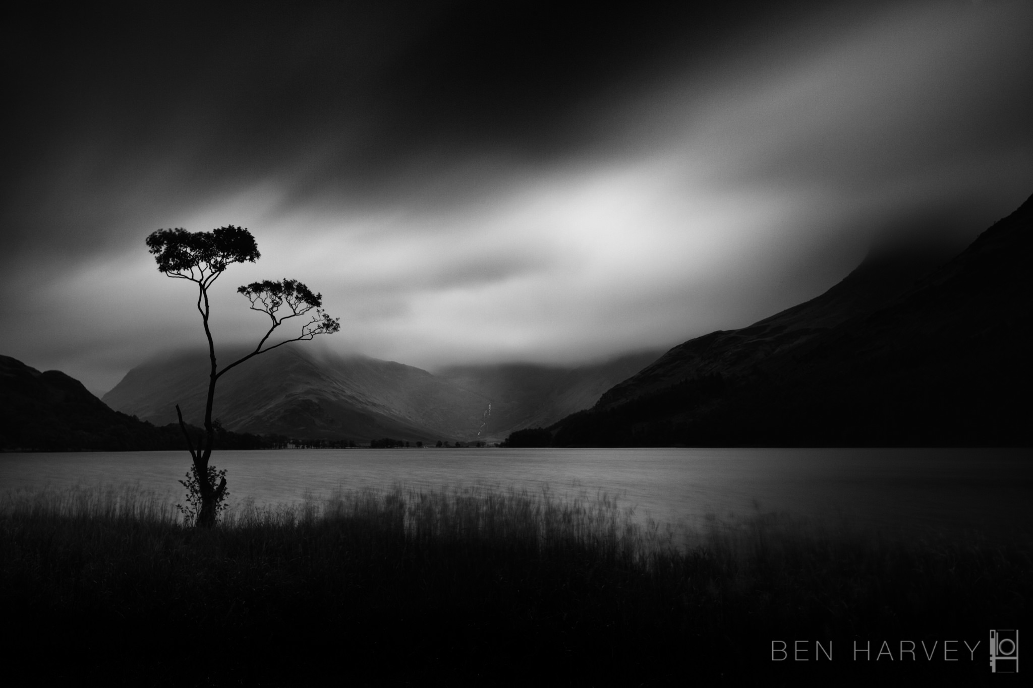 The Lone Tree - Lake Buttermere
