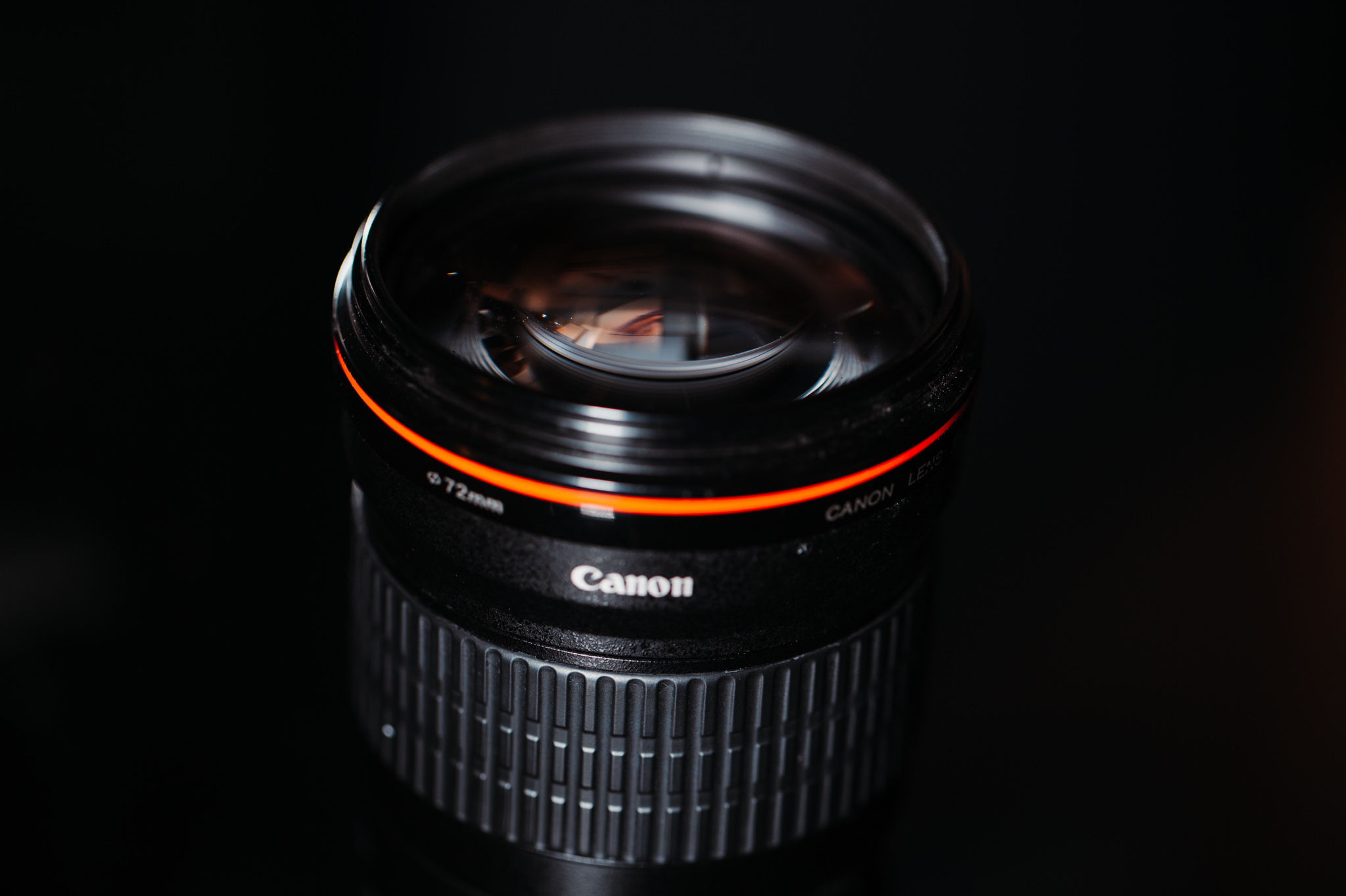 A 'fast' Canon lens that is great for low light and blurring backgrounds