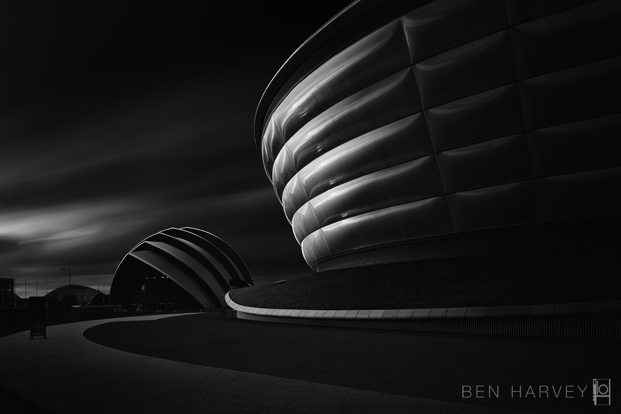 SSE Hydro and Armadillo