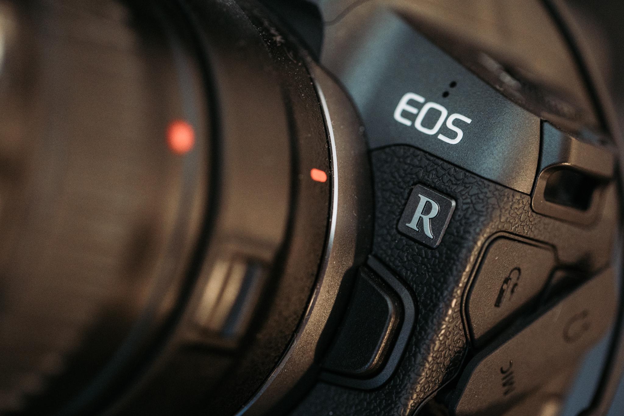 Full-frame Canon mirrorless