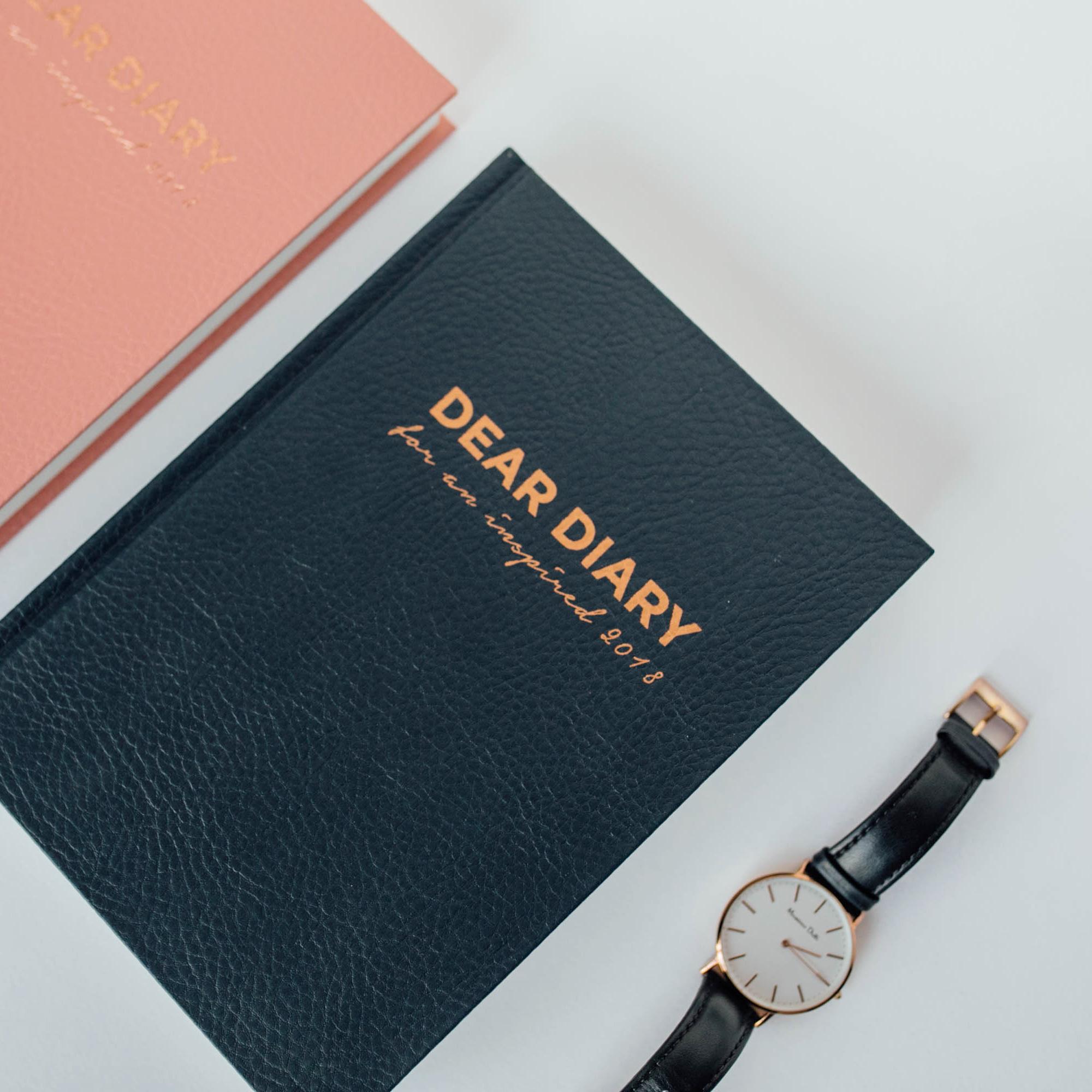 Dear Diary märkmik