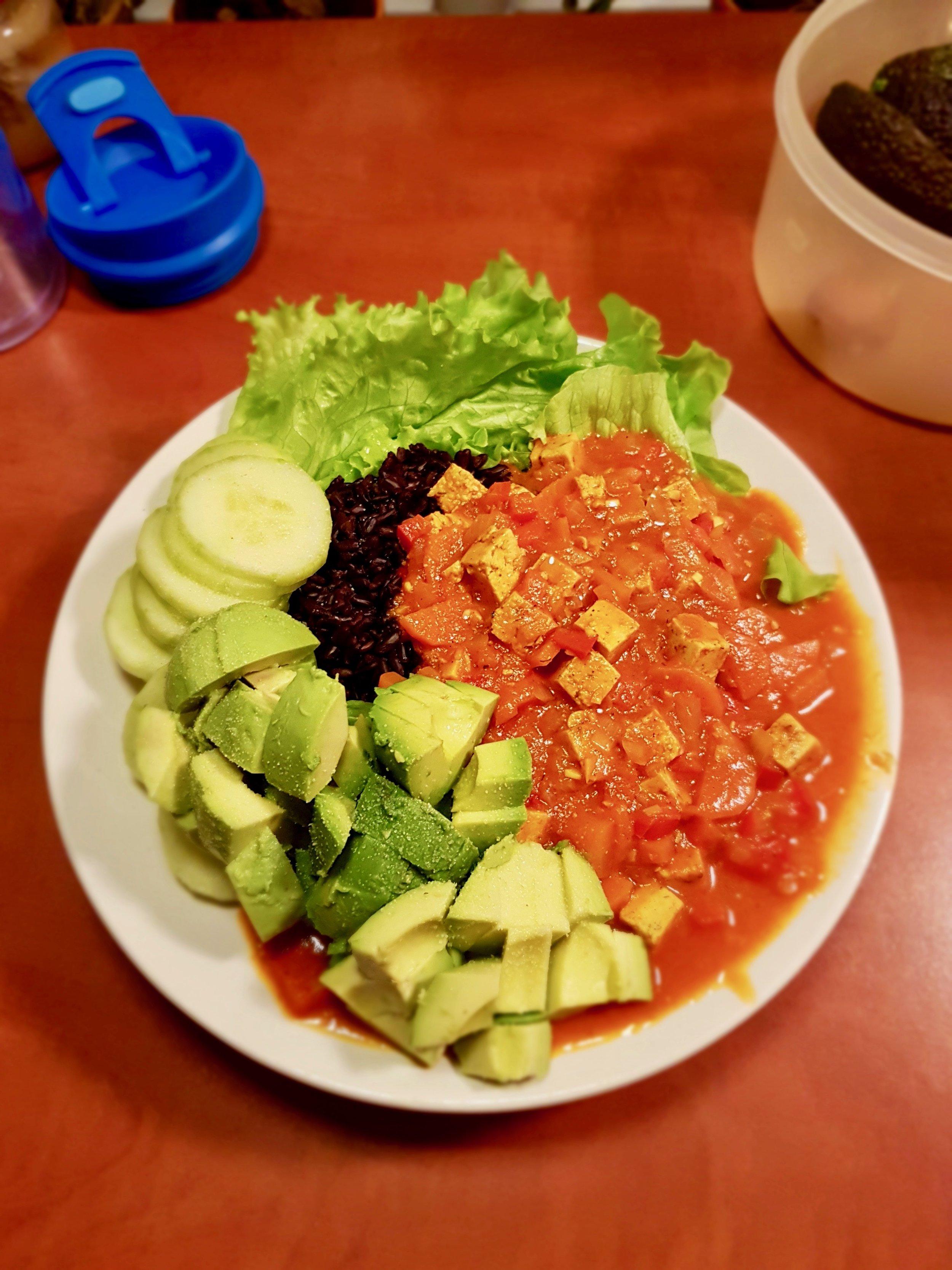 Riisiroog tofuga