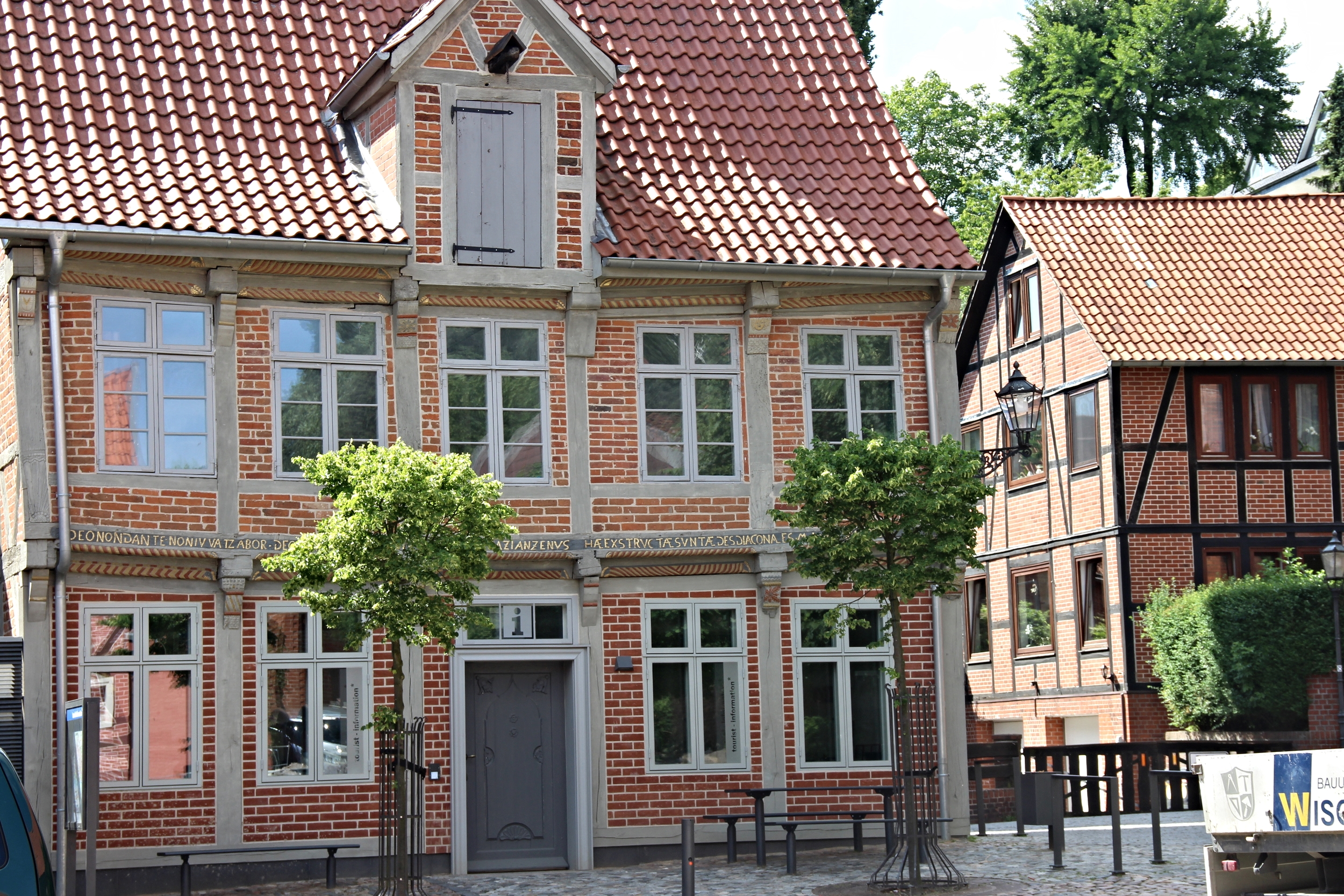 Schifffahrtsmuseum Lauenburg (Foto: Monika Peters)