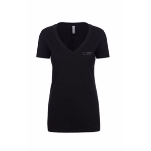 Women's Deep V-Neck
