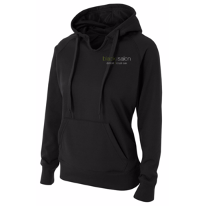 Ladies Tech Fleece Hoodie