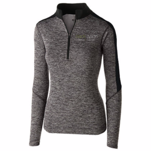 Ladies Half Zip Pullover