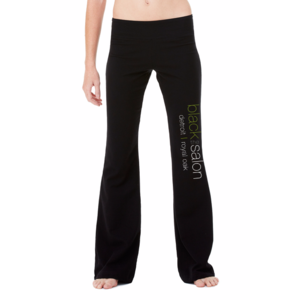 Ladies Cotton/Spandex Fitness Pant