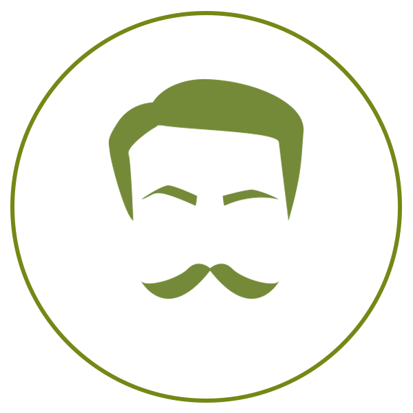 stache  As a beard can do wonders to redefine your face, so too a mustache can add amazing character and balance to your features. The proper mustache style can minimize large features, or accentuate and extend smaller ones.