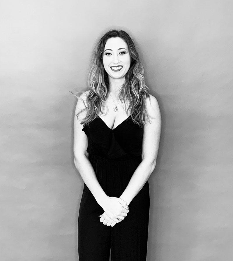 Erika Cyr Artist | director of operations