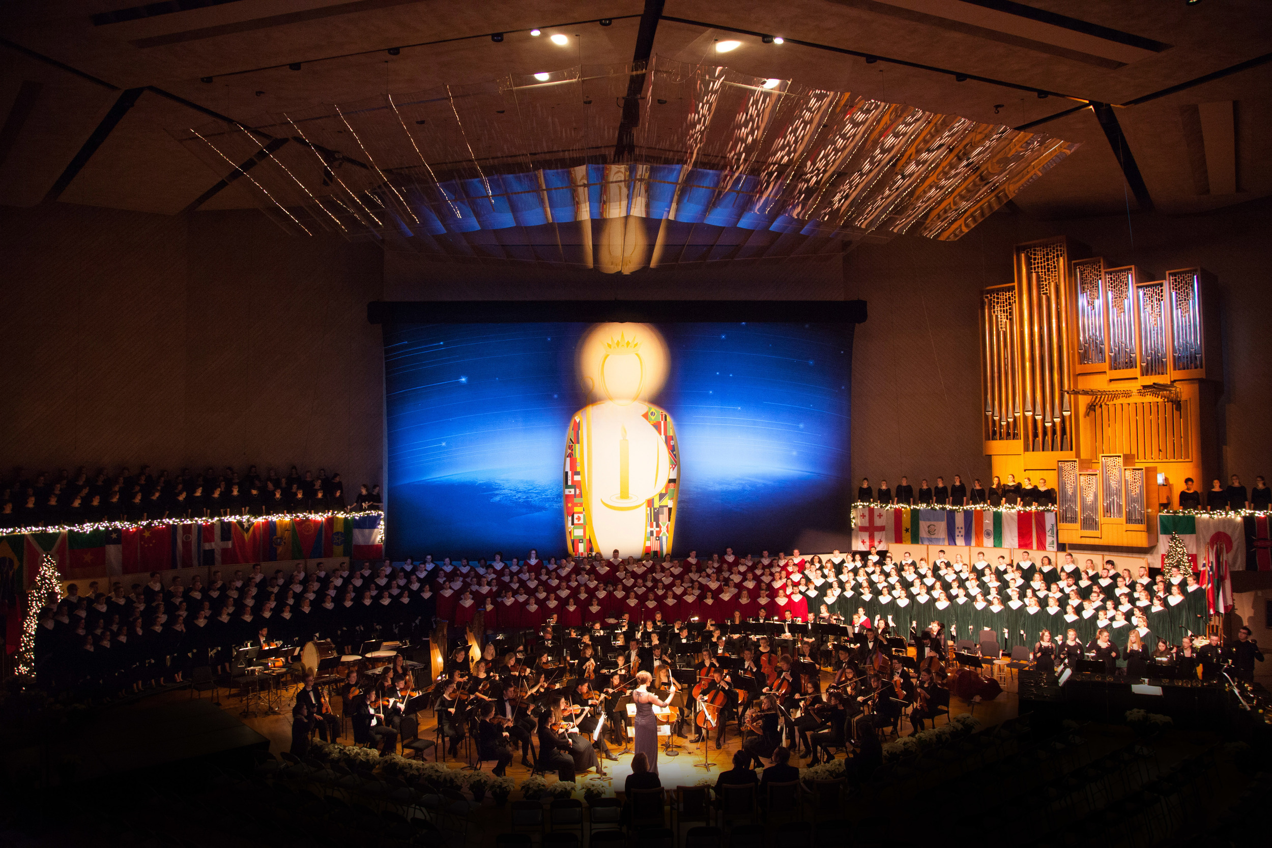 Christmas at Luther 2015