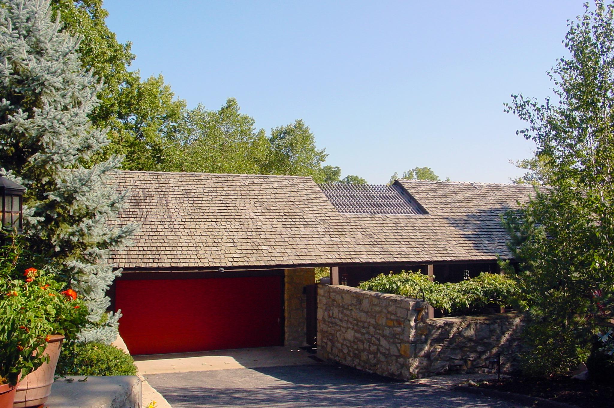 Residence - Architect, David. B. Runnells