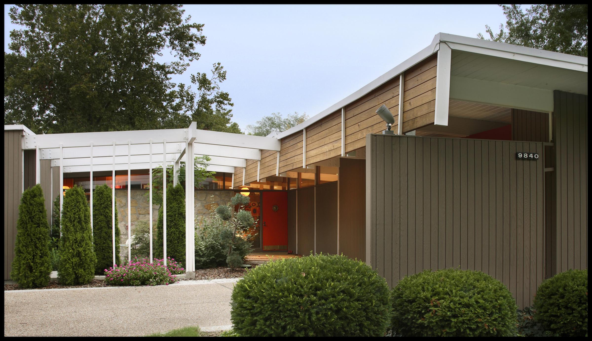 Castilian - Architect, Jones & Emmons - Designed 1956
