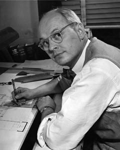 Architect, David B. Runnells