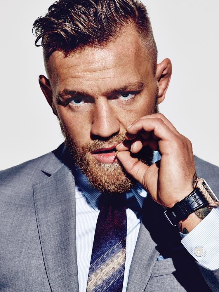 """I'm not going to get somewhere and say, 'OK, I'm done.' Success is never final; I'll just keep on going. The same way as failure never being fatal. Just keep going. I'm going to the stars and then past them."" - Conor McGregor"