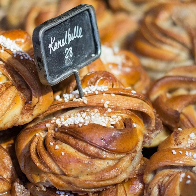 Blog post on #Stockholm is up and as to be expected I talk a whole lot about food, food, and more food! Link in bio! #1Month2Wander #wanderlust #kanelbulle #solotravel