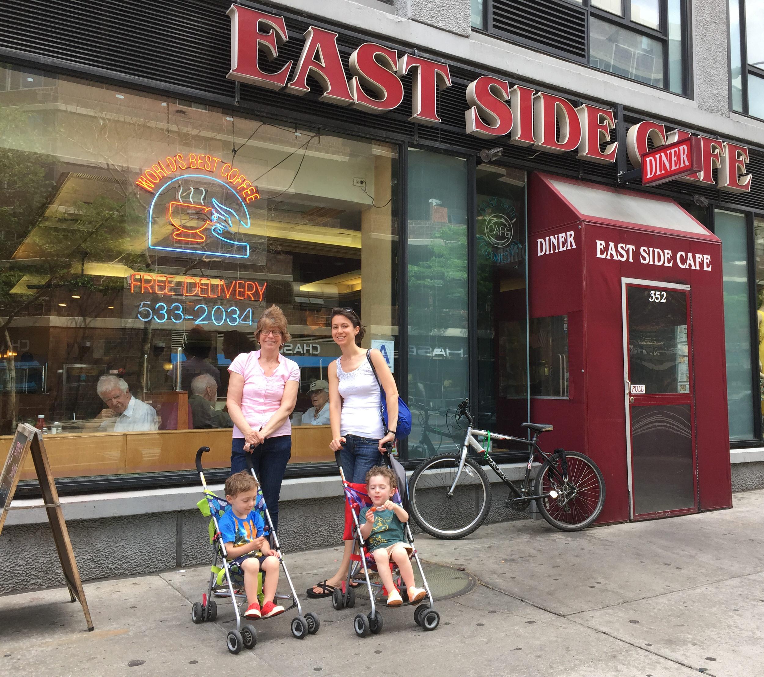 East Side Cafe Diner