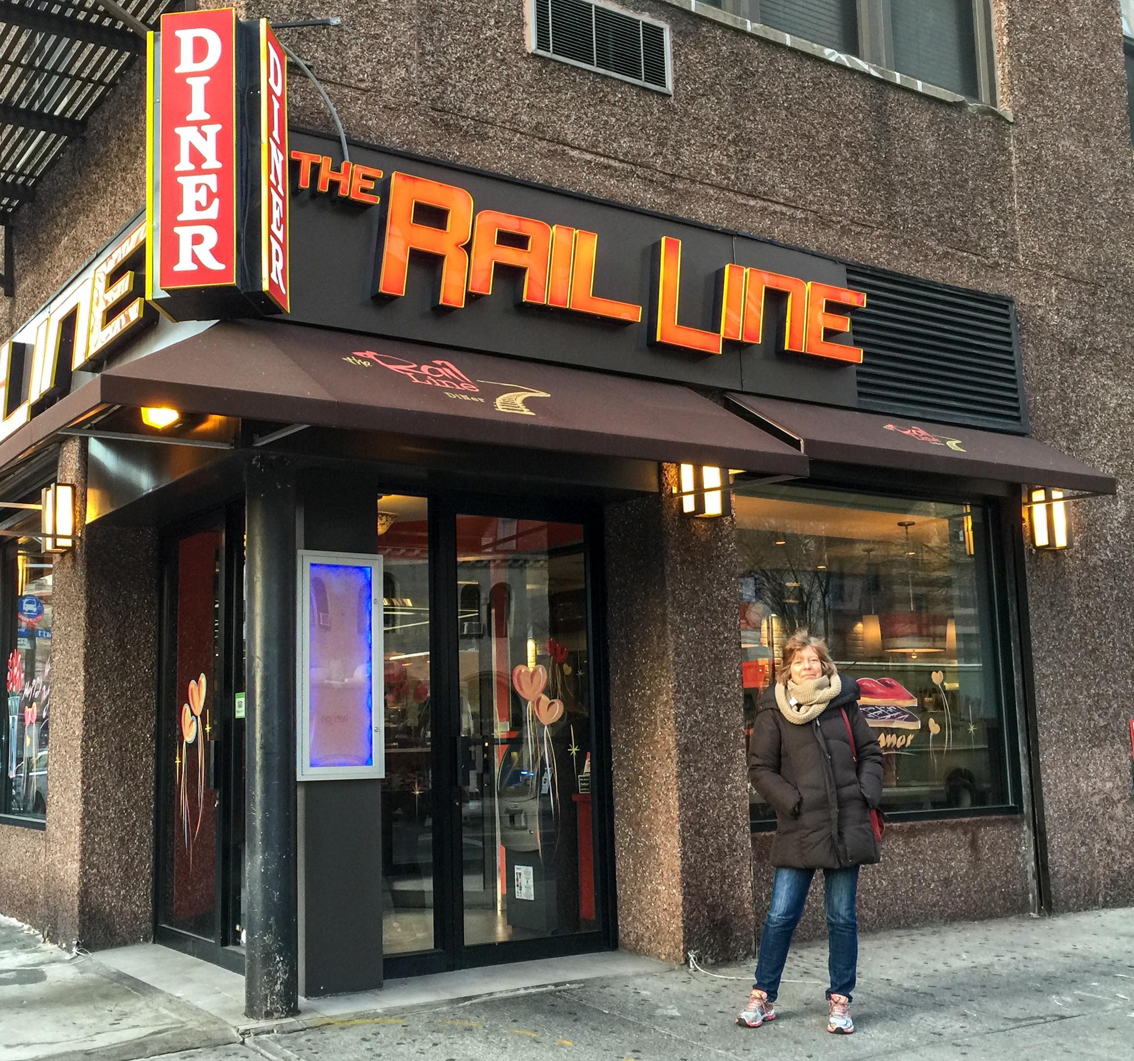 Rail Line Diner