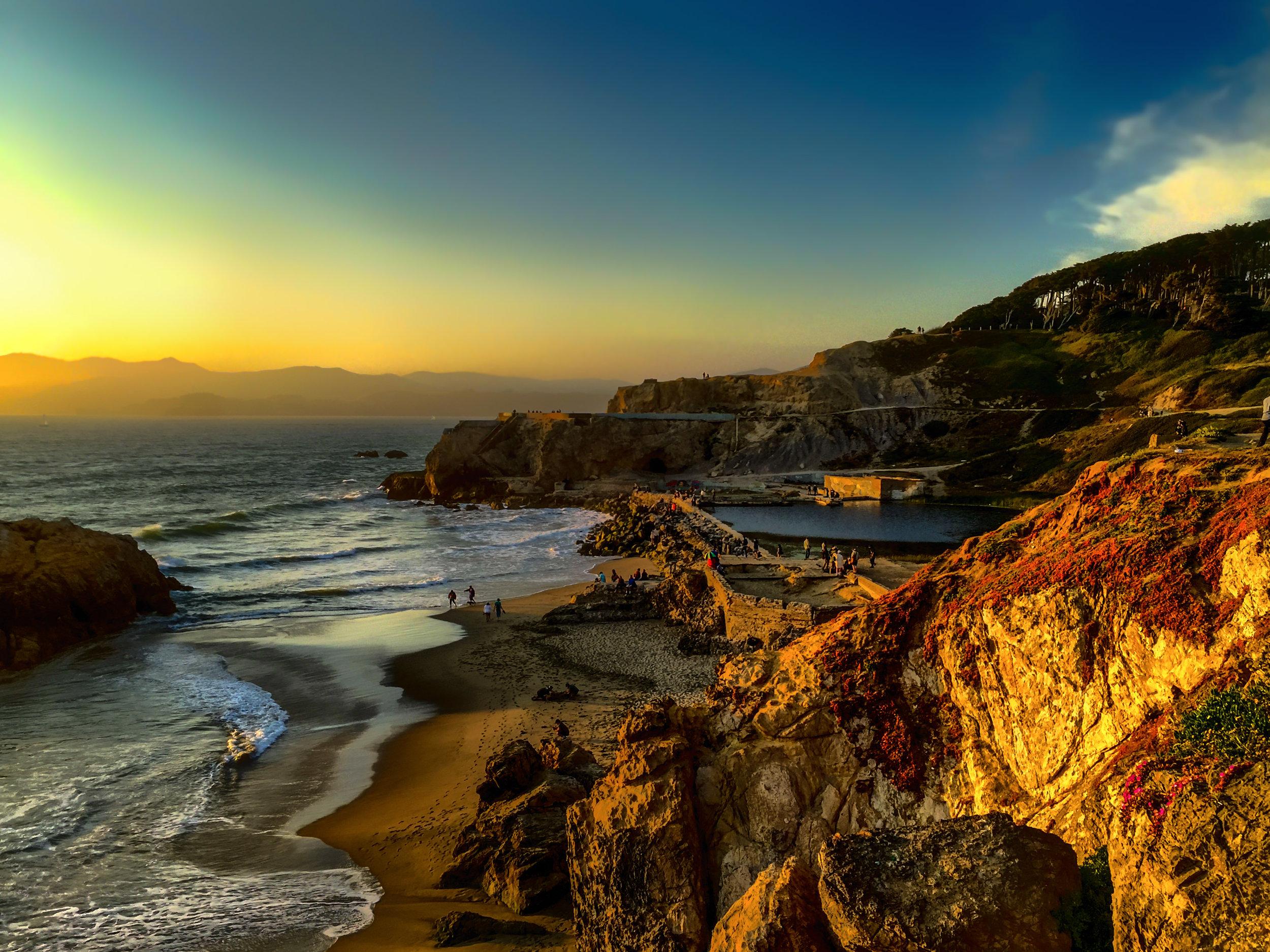 Point Lobos, San Francisco