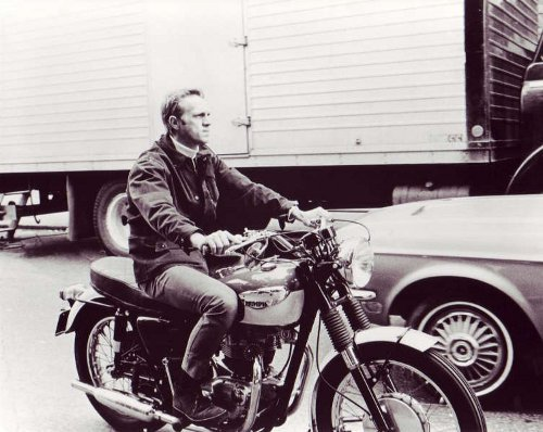 Steve McQueen (possibly the coolest dude ever)