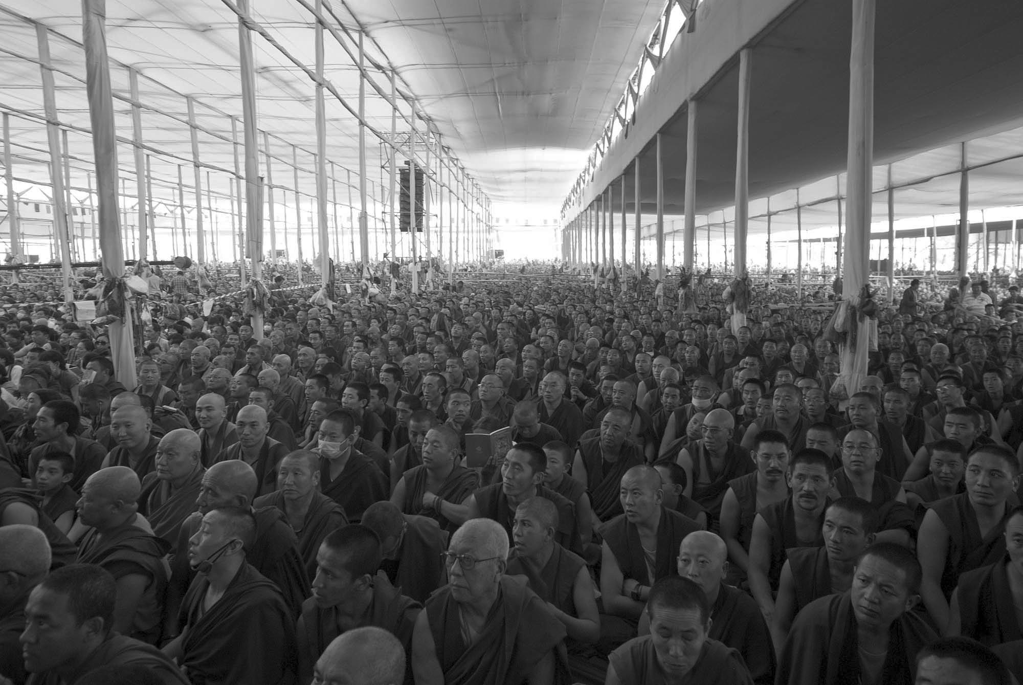 Tibetan Stories - The photographs