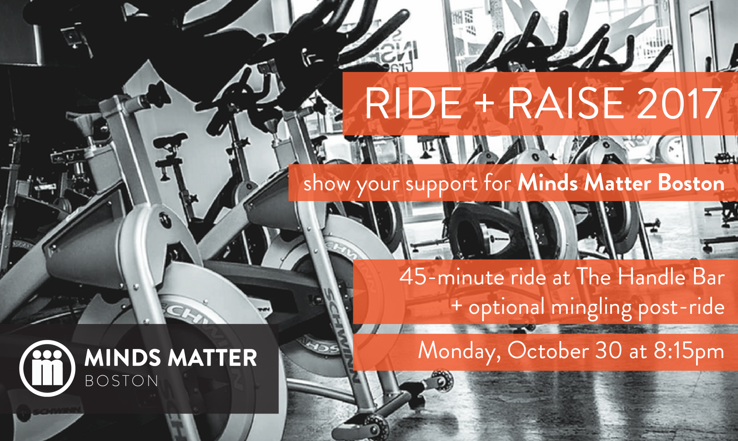 Minds Matter Boston Ride + Raise 2017