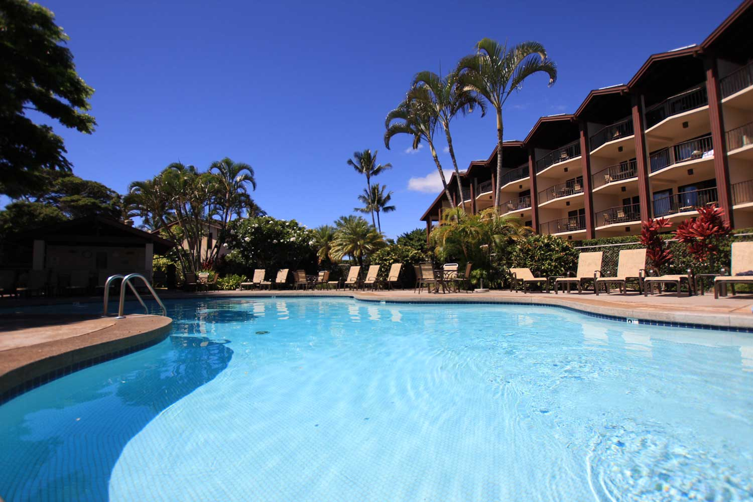 Pacific Real Estate Services - Lawai Beach Resort Pool