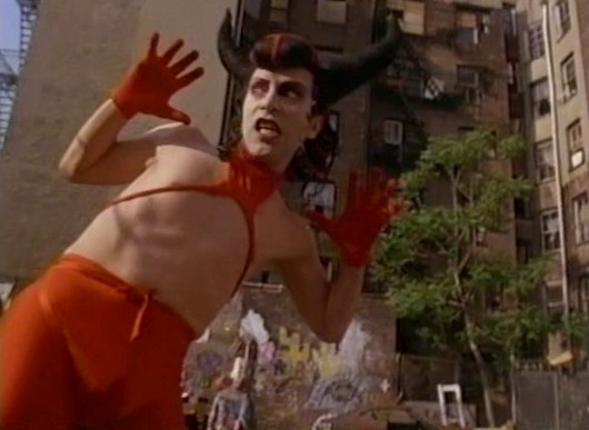 Joey in MONDO NEW YORK (film)