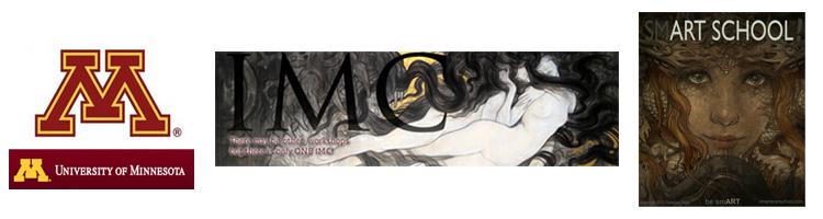 University of Minnesota College of Design    (2010, 2011)  Guest Lecturer, Visiting Professional    Illustration Master Class    (2014, 2015)  Official Portfolio Reviewer    SmArt School    (2013, 2014, 2015)  Guest Art Director (Todd Lockwood, Greg Manchess, Marc Scheff)