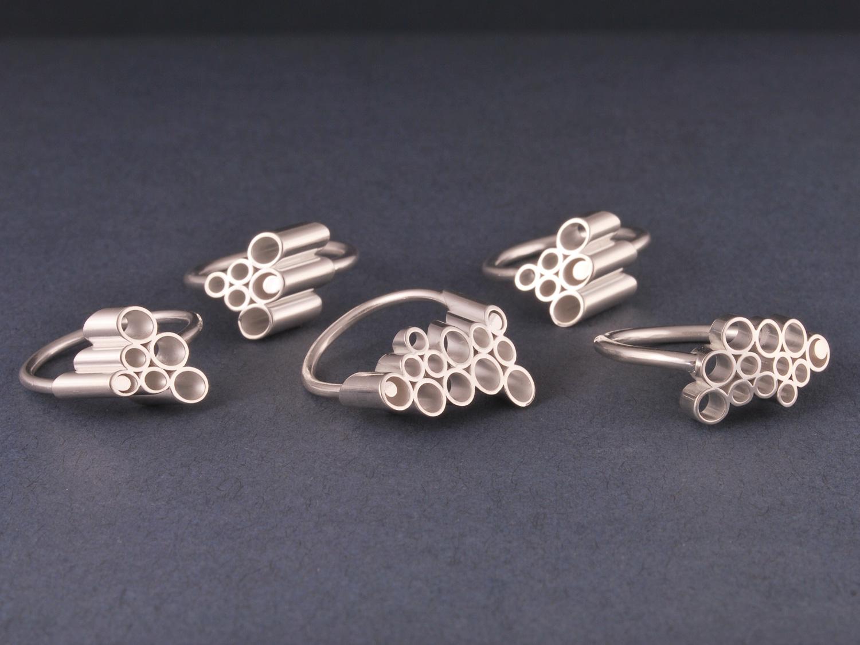 wedge rings