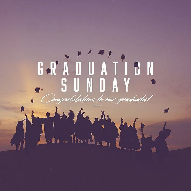Join us this Sunday during the 11am Service as we Celebrate and Honor all of the High School & College Graduating Class of the 2018-2019 school year. Your time has come and we want to Celebrate you and the great things God has planned for your future.  #newlifesa #nxtgen #grads2019