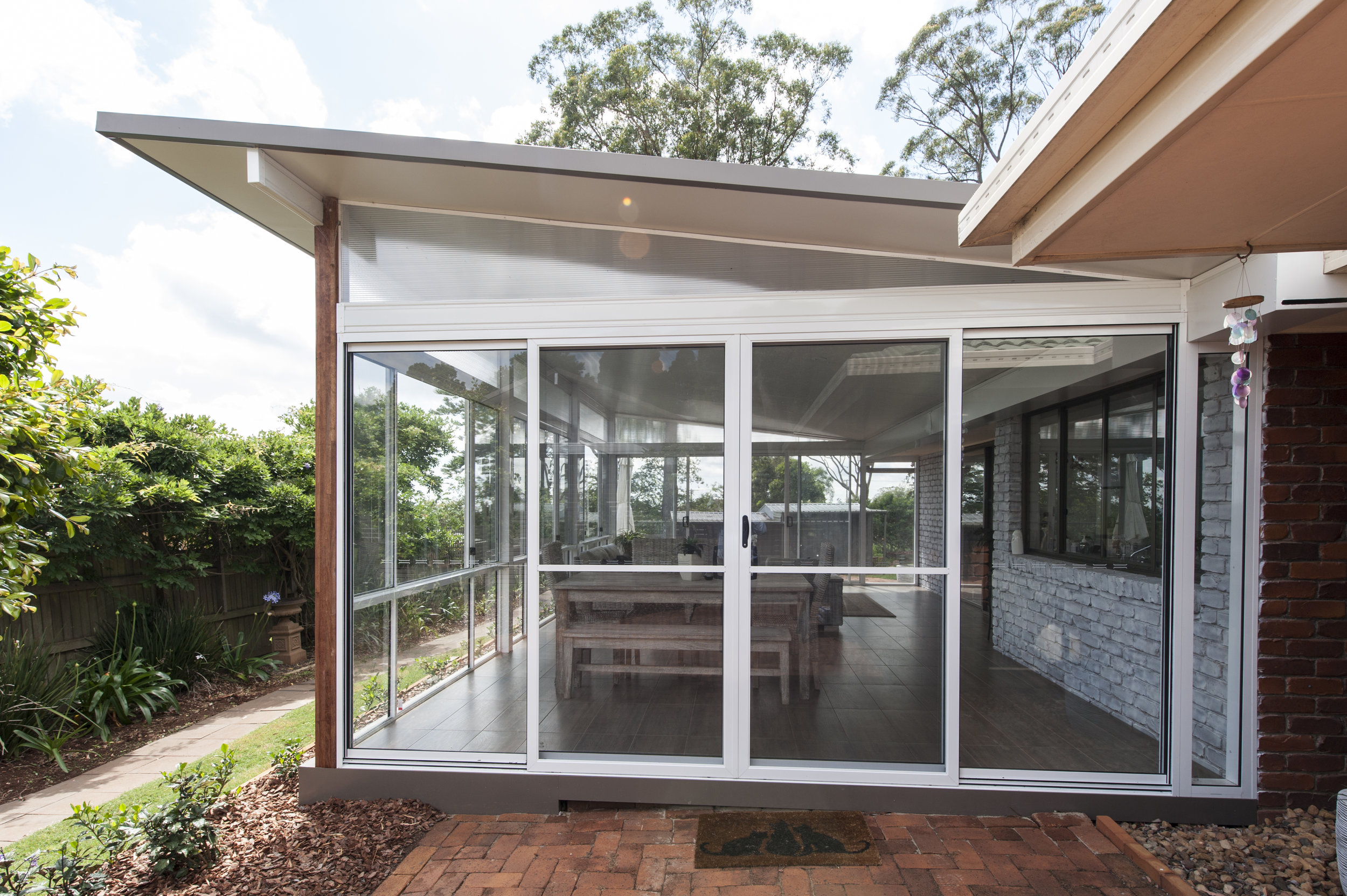 Toowoomba sunroom builder