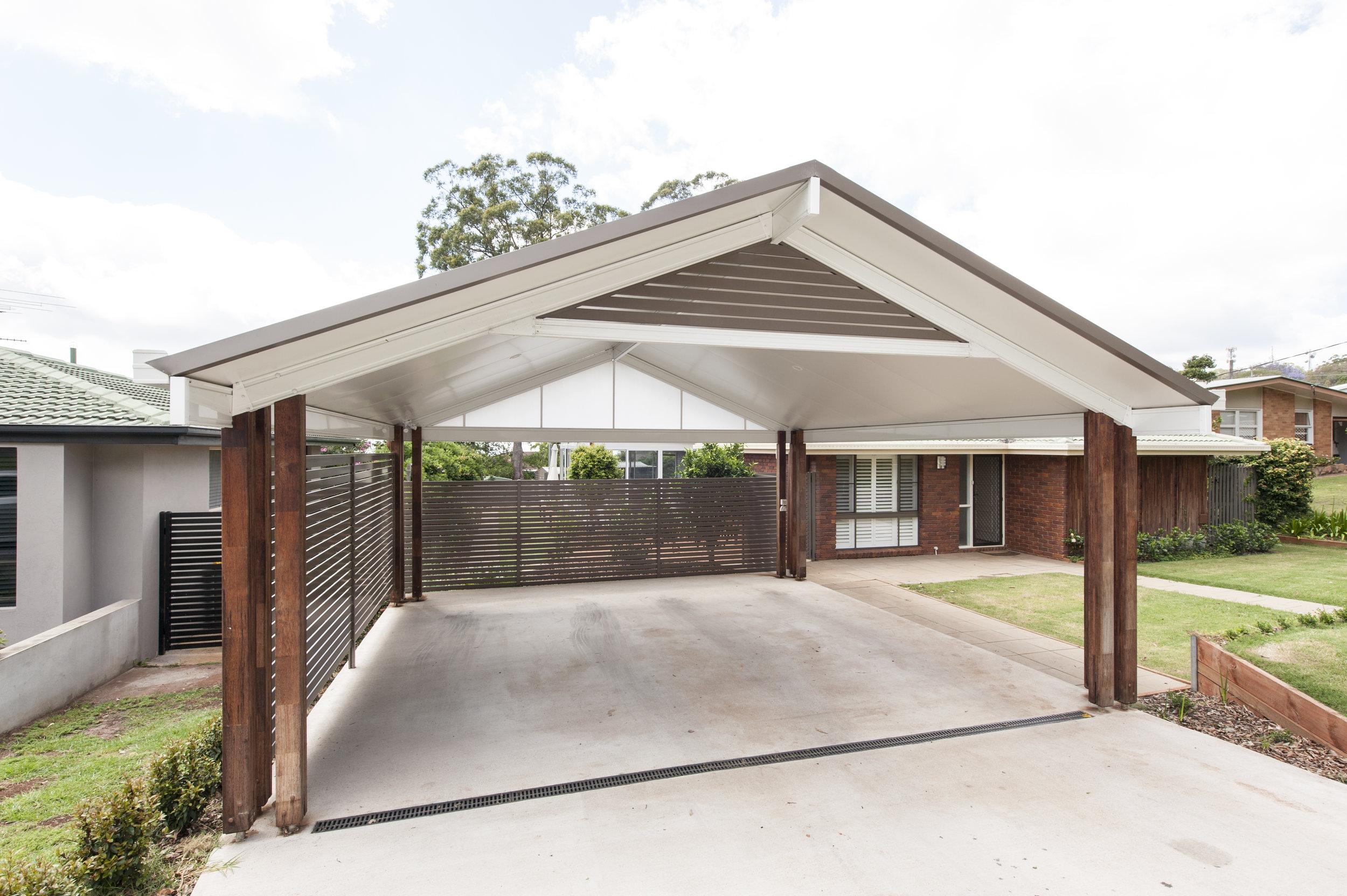 Carport Builder Toowoomba