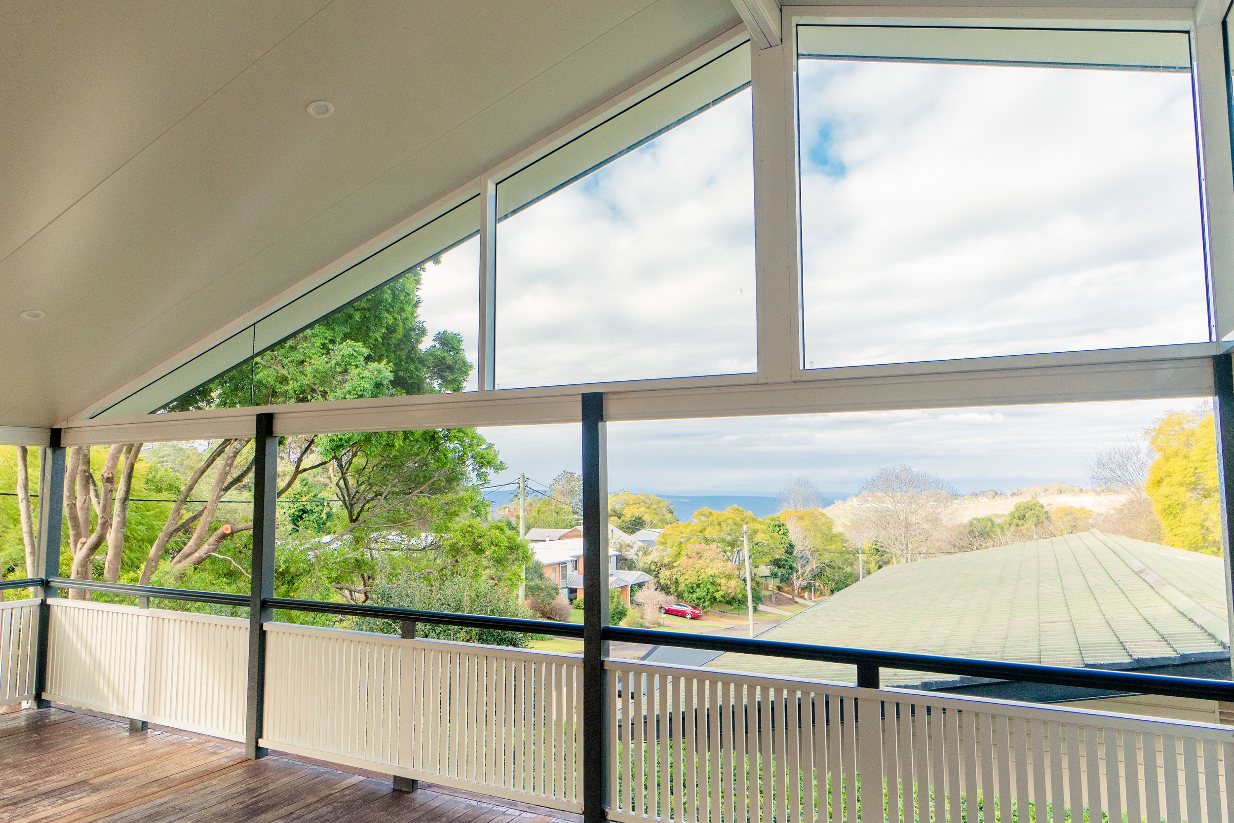 Is There A View? - Do you have a view that you are wanting to capture or capitalise on? How and where can you position the deck to make the most of it?