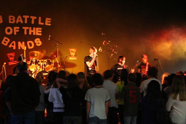 Serpentine-Jarrahdale - Battle of the Bands