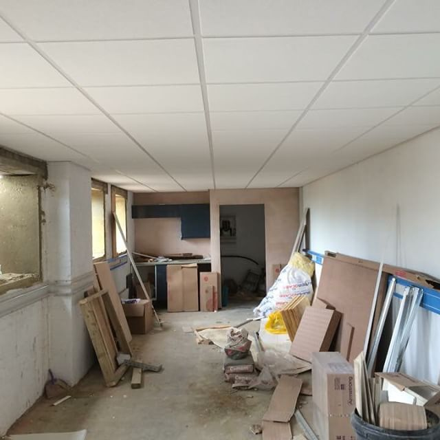 We started this job last week... Coming on nicely! Looking forward to see the finished product!