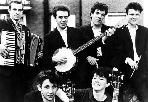 The Pogues brought a punk energy and sensibility into the traditional Celtic music world after their arrival on the London music scene in the early 80s, unfortunately becoming almost as famous for the drunken exploits of rotten-toothed lead singer Shane MacGowan than for their music. Though this led to his sacking in 1990, the Pogues had a tremendous run with him as the face of the group (writing and singing-wise). Their onstage performances could be sloppy, unhinged and frenetic yet chaotically beautiful like a massive wall of Irish whimsy and spirit in sound. And it actually was some of the most heartfelt, inspired work to come out of the UK in the entire 80s (a decade often marred by style over substance, image over message and gloss over honesty).