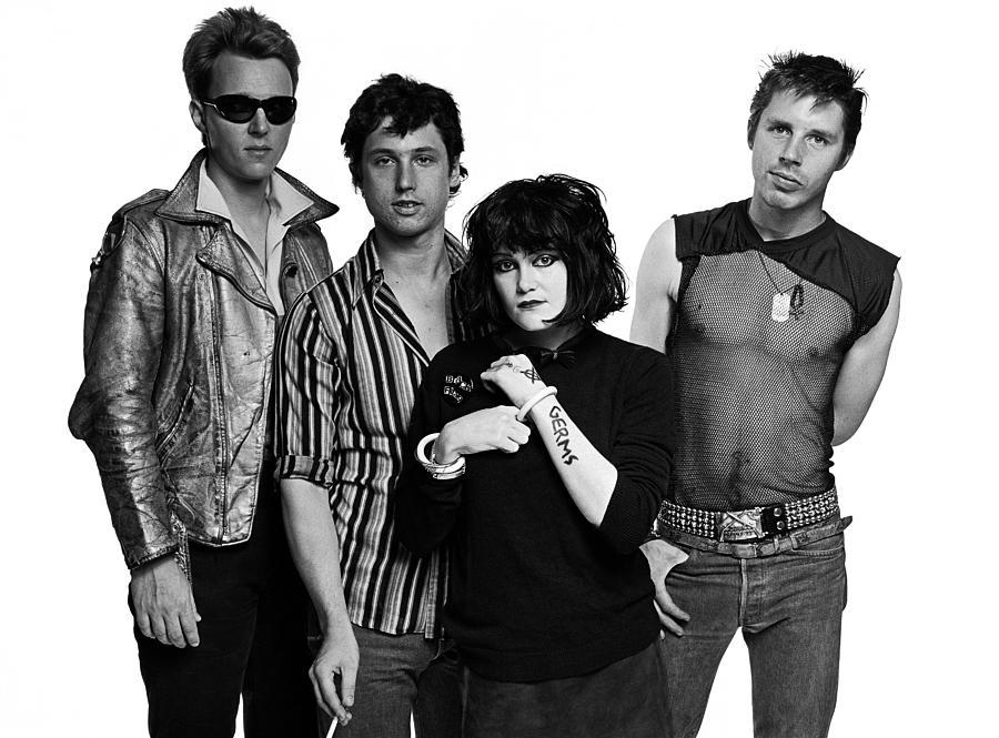 """The criminally little-known but influential Los Angeles-based outfit X, which put out several tremendous albums in the first half of the 80s with a sound that may have been dubbed punk at the outset but showed a unique sense of melody, vocal harmony and cohesion missing from most music in the genre or the L.A. punk territory in general. Though they'd slowly veer toward a brighter, more rockabilly """"cowpunk"""" type of sound before their first split as a group in 1986, X would endure as one of the truly original groups of that scene"""