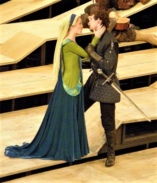 Lady Percy and Hotspur