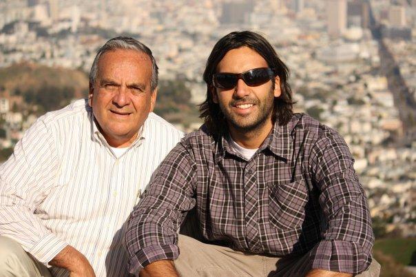 Manuel and Cesar Ainzuain