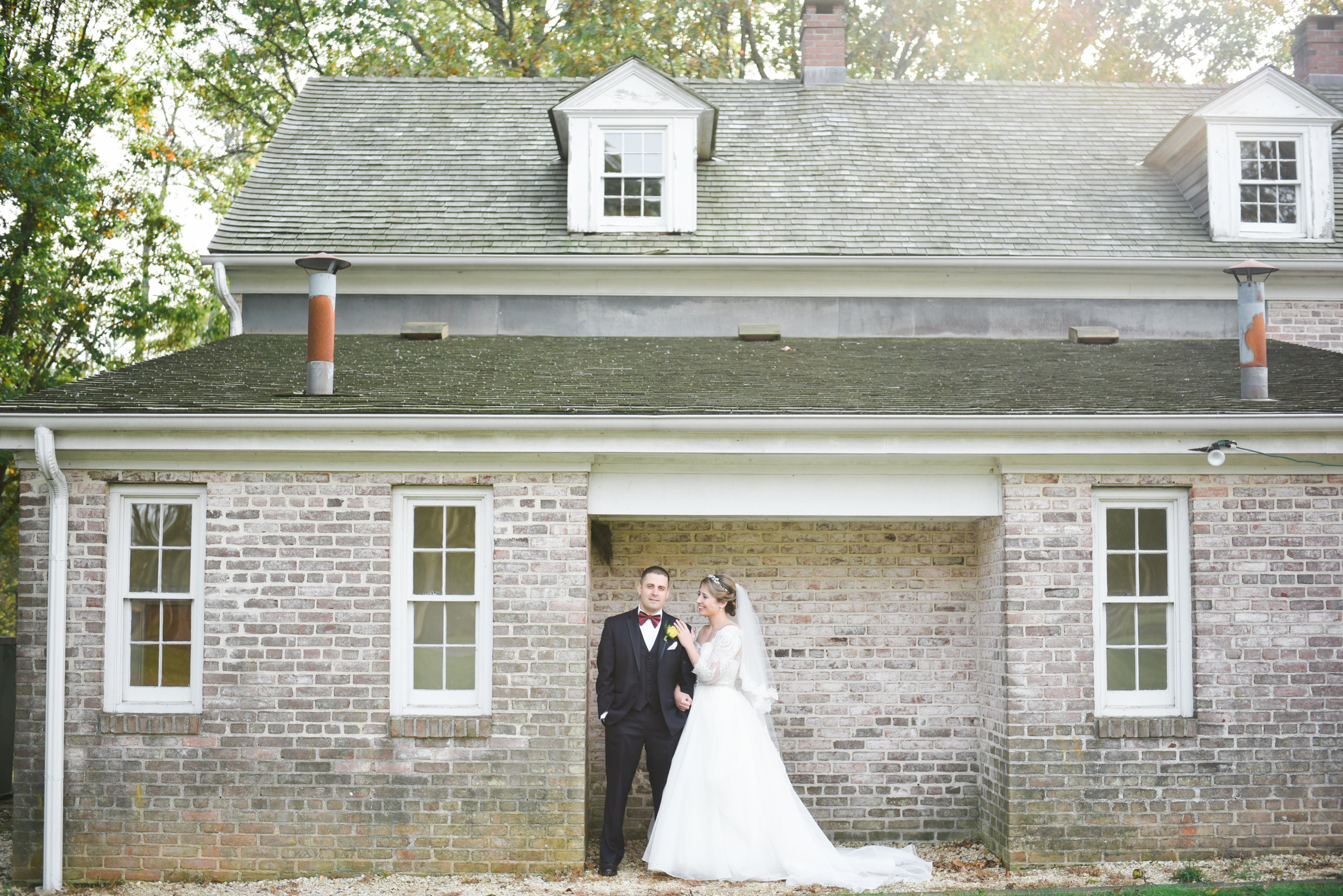 Allaire State Park Wedding Photographer