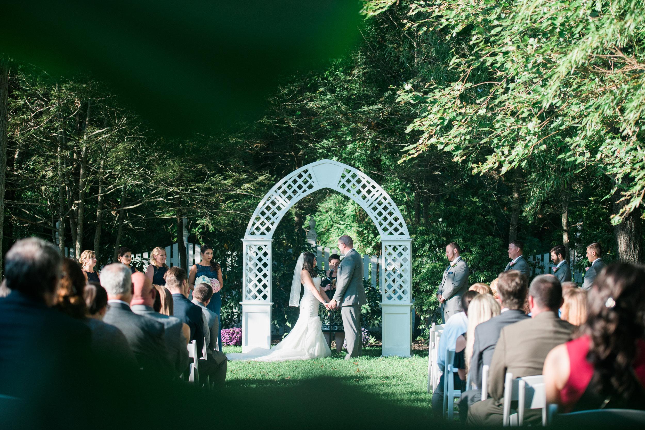 Ram's Head Inn Wedding Photographer