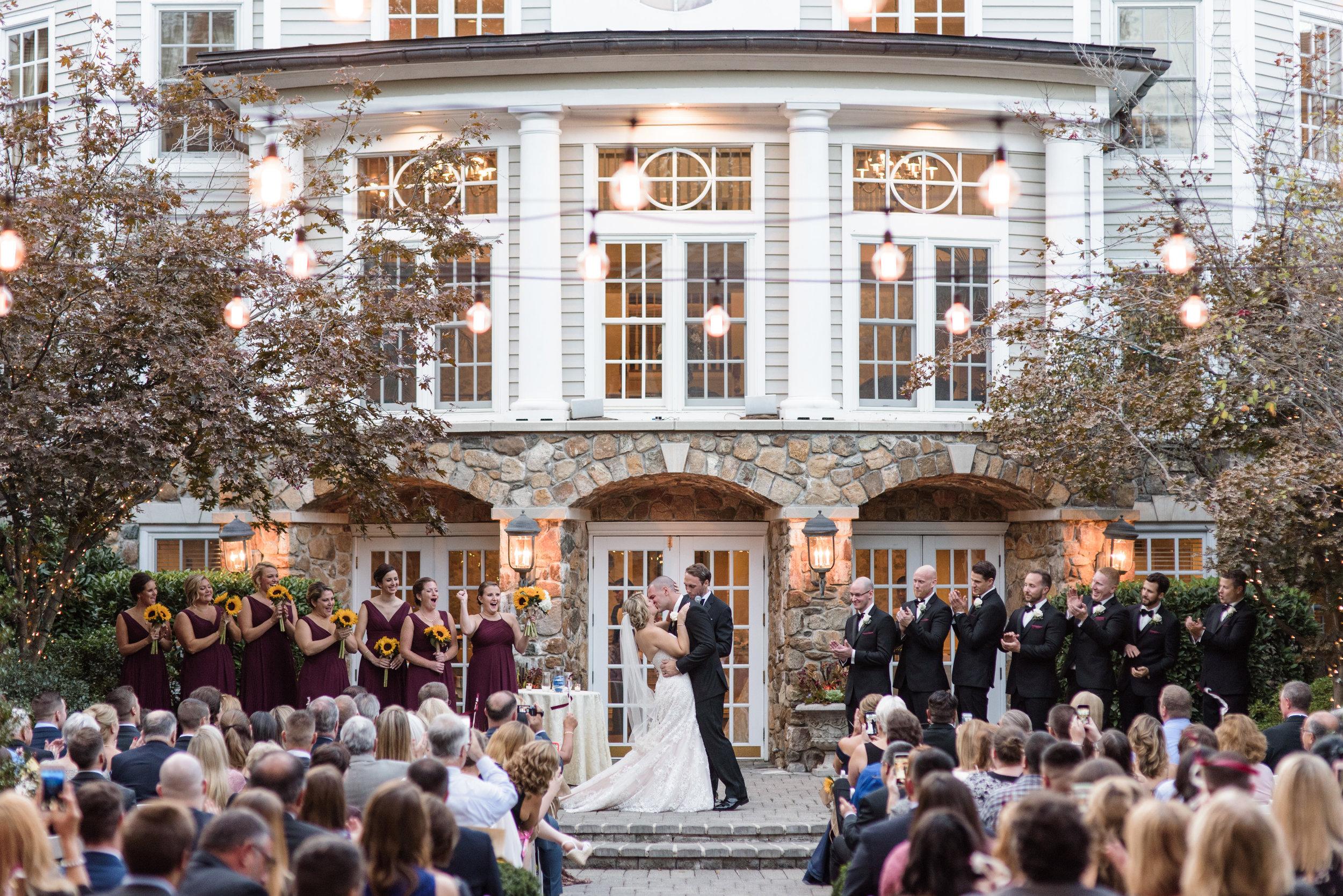 Olde Mill Inn Wedding Photographer