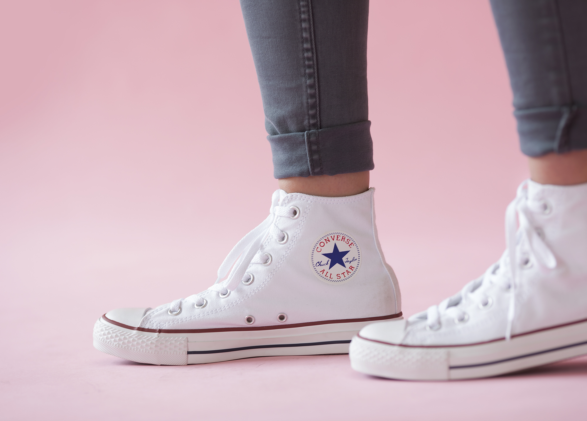 Converse shoes, from Amazon.