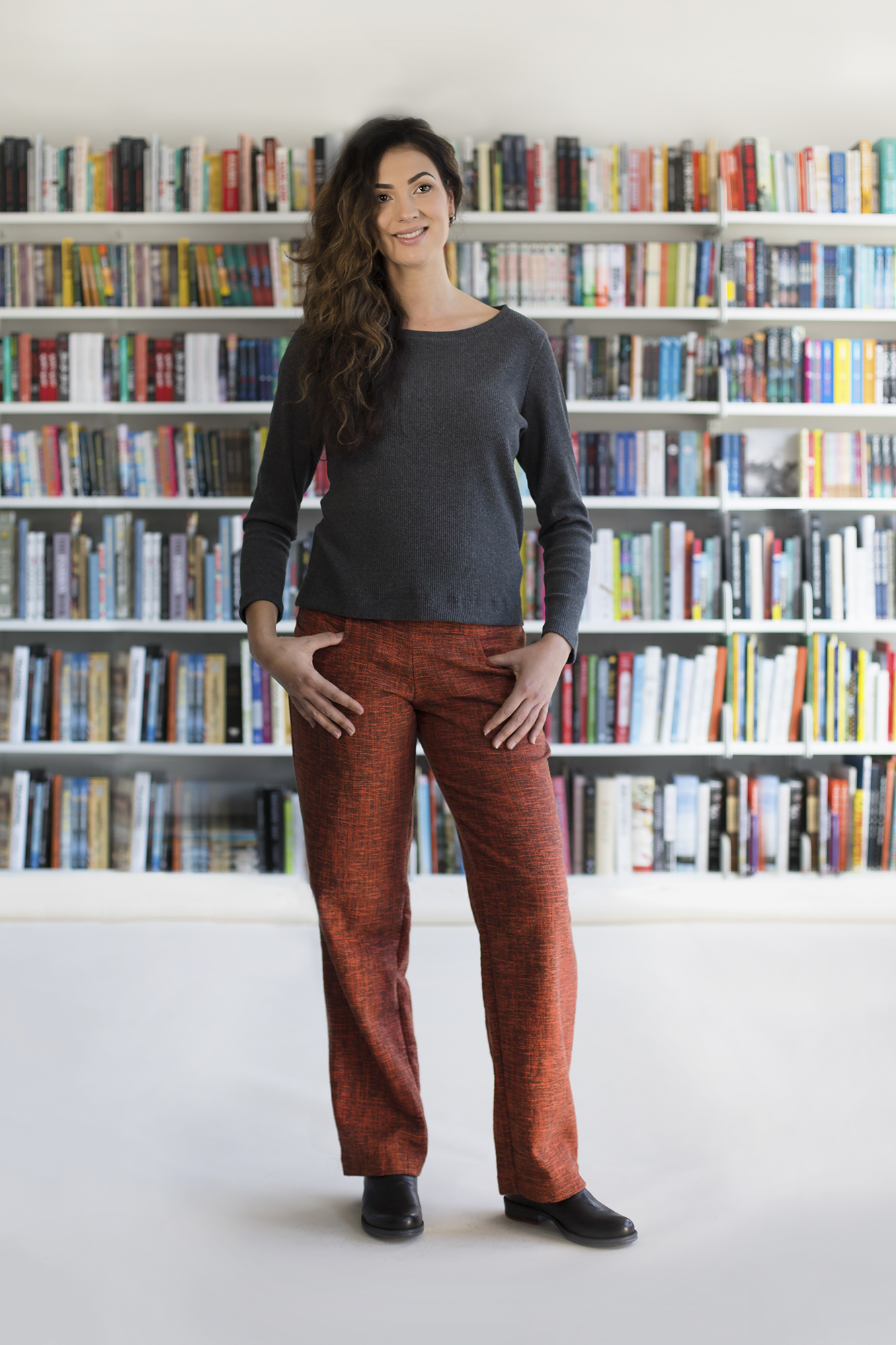 Forrest Top & May Trousers