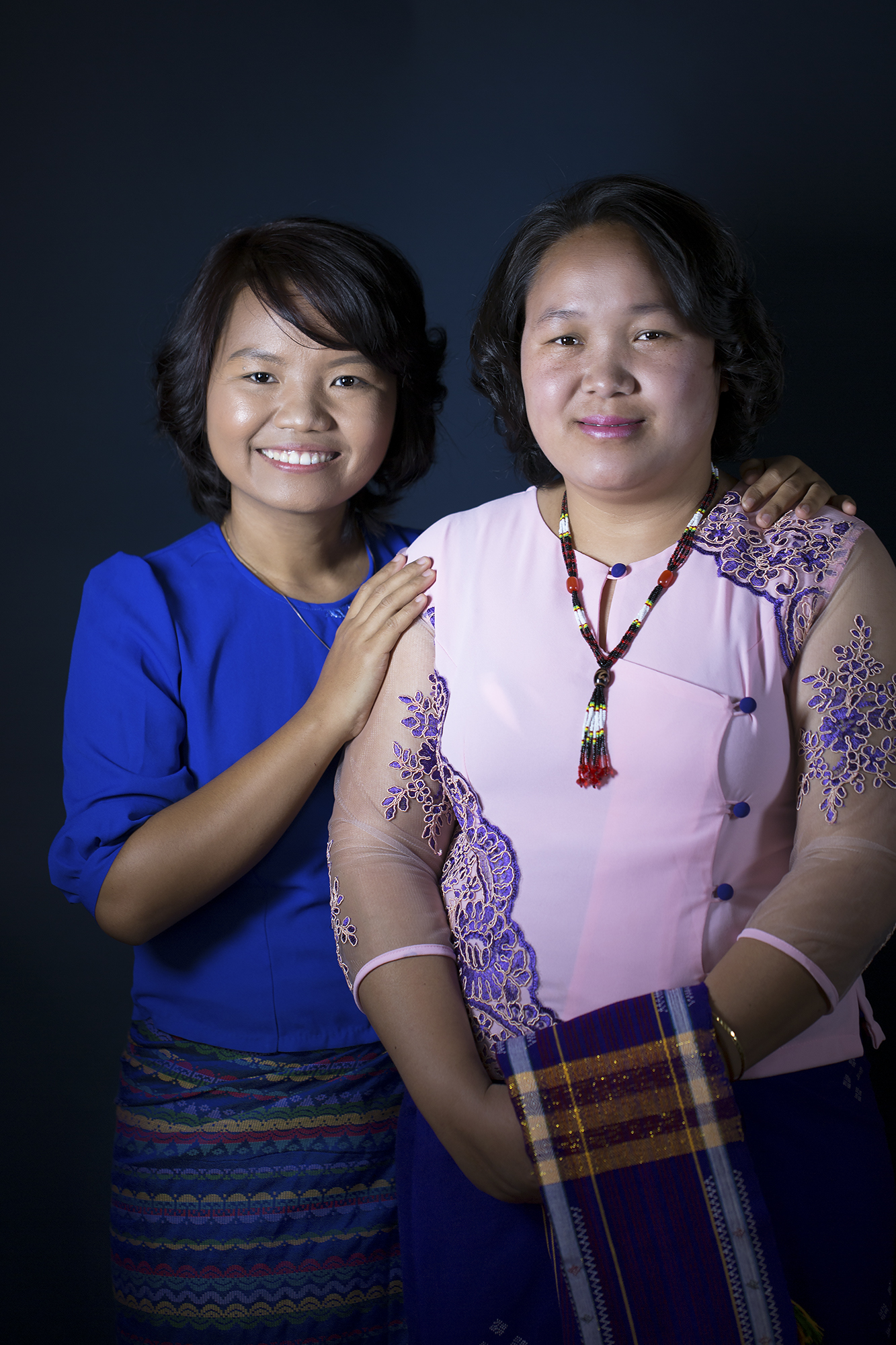 Sangi and Mimi - Myanmar