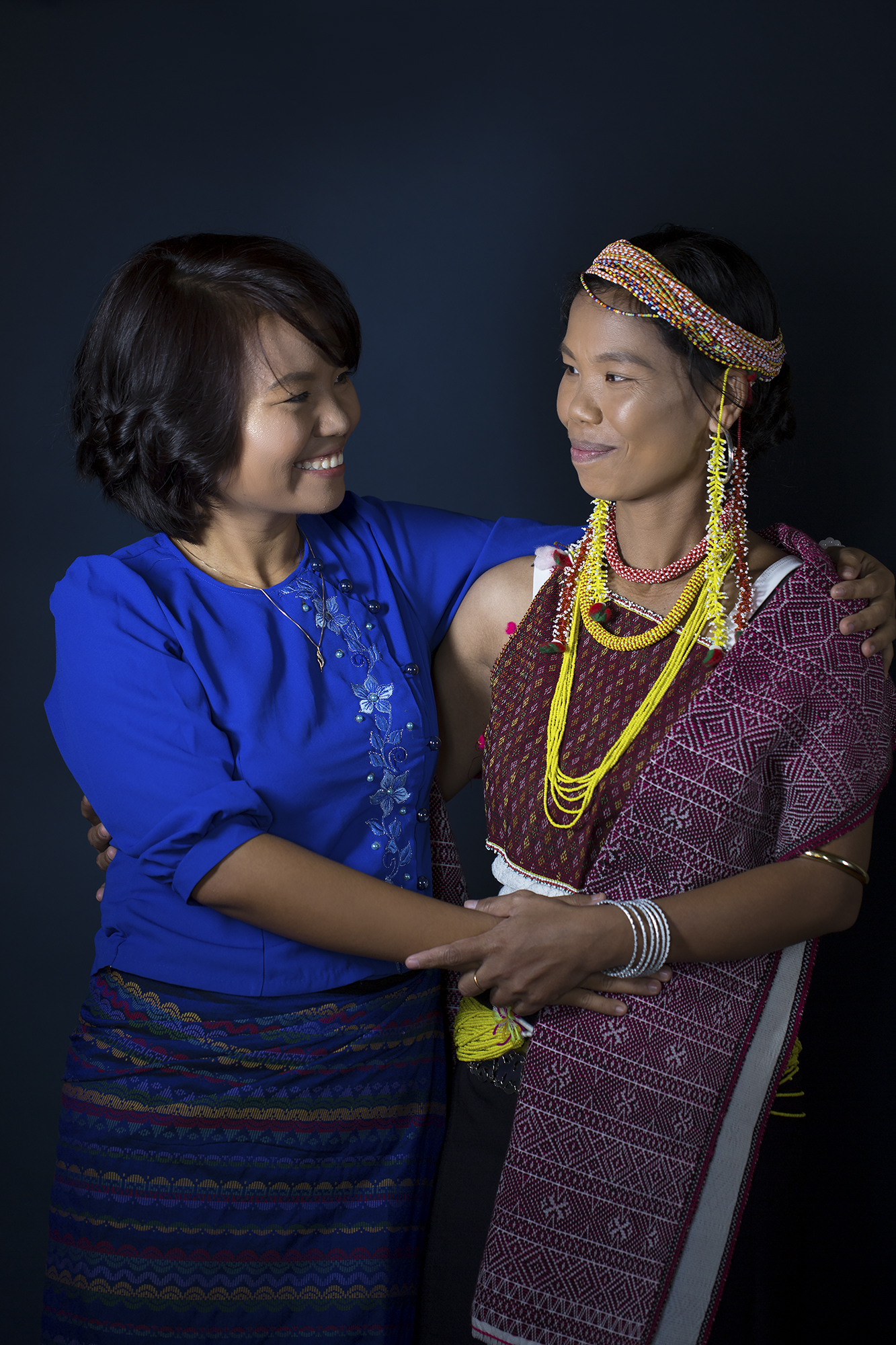 Sangi and Nunu - Myanmar